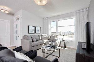 Alder 2 - F1 Gallery - cardel homes calgary walden alder 2 model home 19 - 1,408 sqft, 3 Bedroom, 2.5 Bathroom - Cardel Homes Calgary