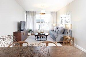 Mensa - F2 Gallery - cardel homes calgary walden mensa model home 02 - 1,538 sqft, 4 Bedroom, 3 Bathroom - Cardel Homes Calgary