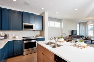 Mensa - F2 Gallery - cardel homes calgary walden mensa model home 10 - 1,538 sqft, 4 Bedroom, 3 Bathroom - Cardel Homes Calgary