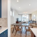 Mensa - F2 Gallery - cardel homes calgary walden mensa model home 11 - 1,538 sqft, 4 Bedroom, 3 Bathroom - Cardel Homes Calgary