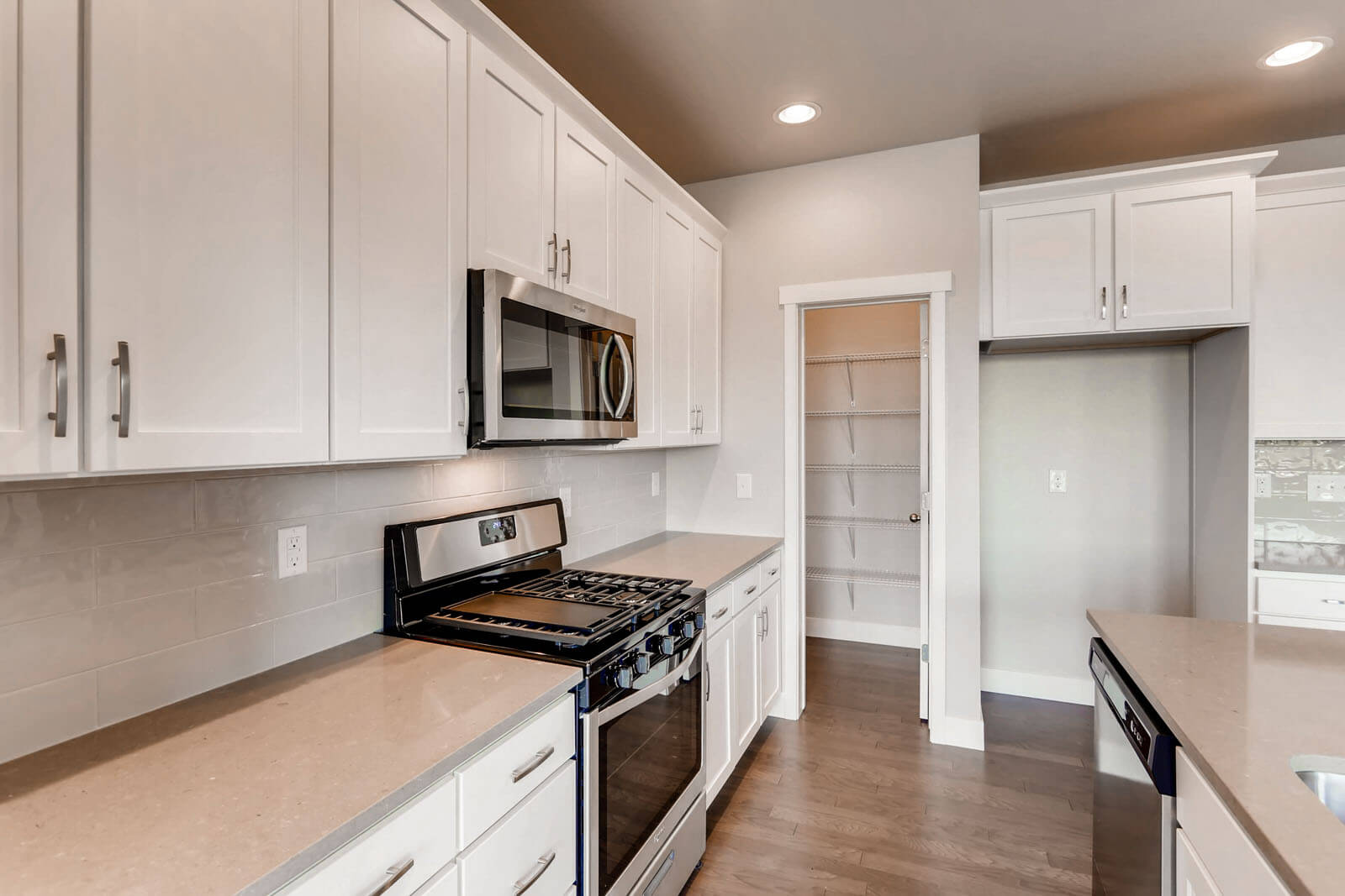 New Denver Single Family Home Quick Possession <b></b>Jett in Westminster Station, located at 6818 Canosa Street Built By Cardel Homes Denver