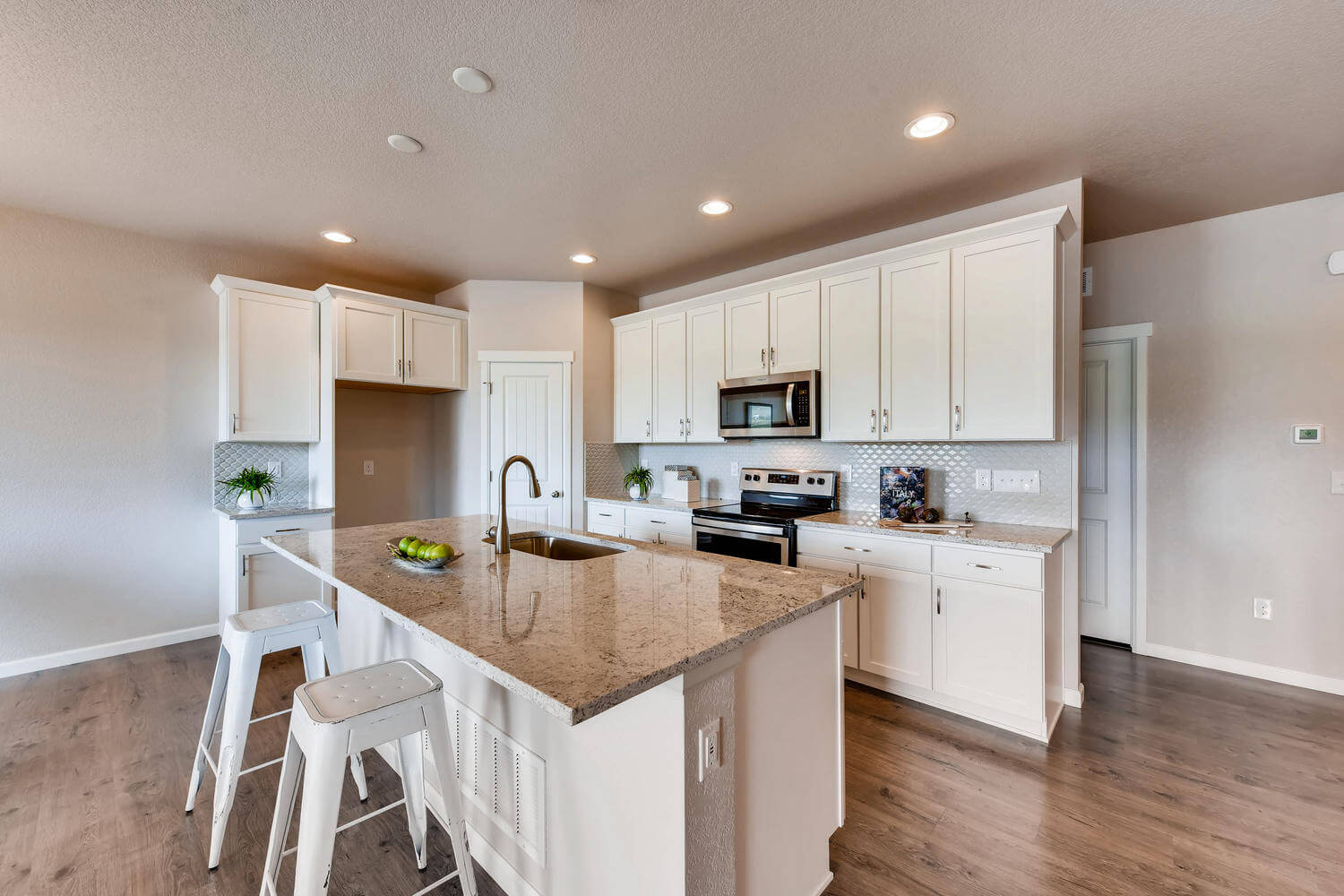 New Denver Single Family Home Quick Possession <b></b>Ponderosa in Lincoln Creek, located at 11921 Barrentine Loop, Parker Built By Cardel Homes
