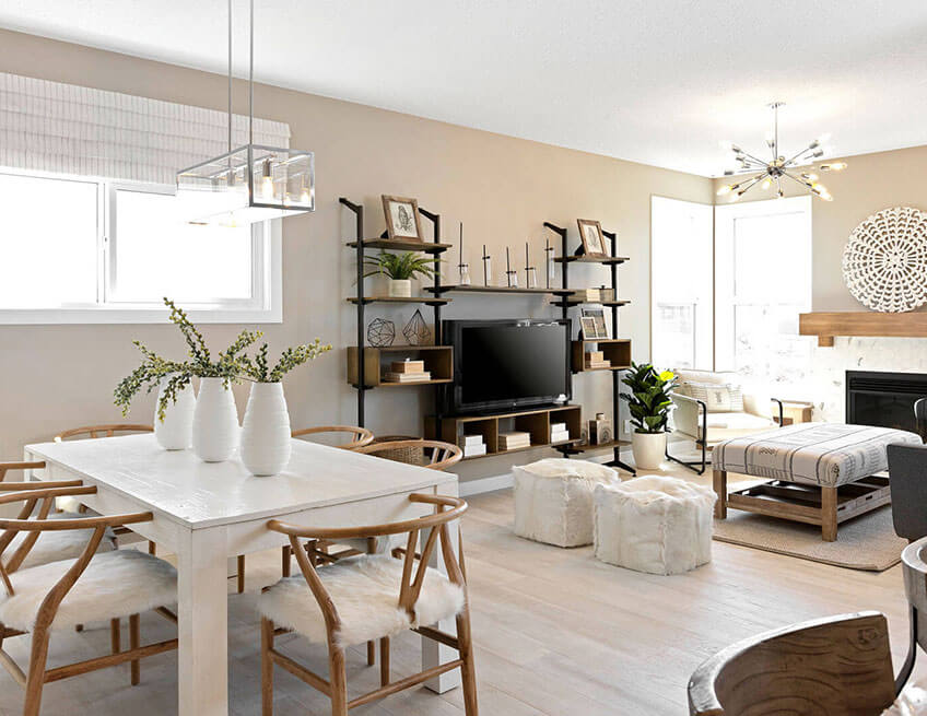 The Sereno 2 - 2,048 sq ft - 4 bedrooms - 3.5 Bathrooms -  View Walden Floorplans  - Cardel Homes Calgary
