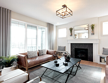 The Ivey Court - 2,688 sq ft - 3 bedrooms - 2.5 Bathrooms -  Visit this home in Shawnee Park  - Cardel Homes Calgary