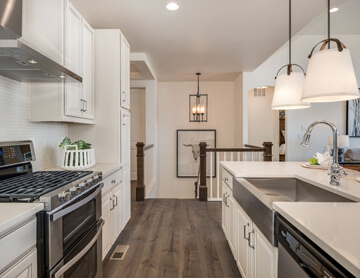 The Ponderosa - 1,618 sq ft - 3 bedrooms - 2 Bathrooms -  Visit this home in Lincoln Creek  - Cardel Homes Denver