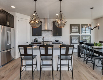 The Tiago - 2,086 sq ft - 4 bedrooms - 3.5 Bathrooms -  Visit this home in Westminster Station  - Cardel Homes Denver