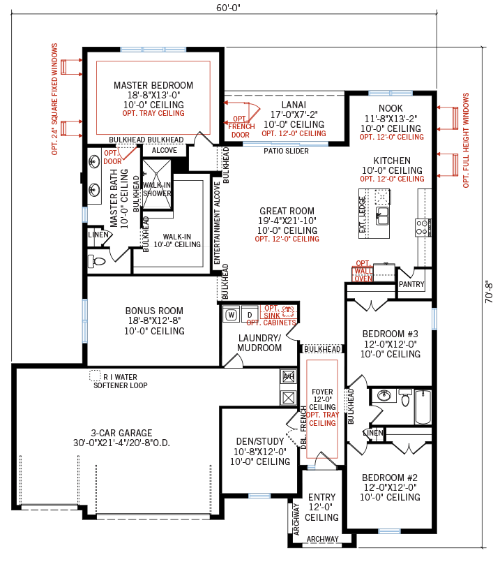 New Tampa Single Family Home Quick Possession Barrett Floorplan in Bexley, located at 16711 COURTYARD LOOP, <br />