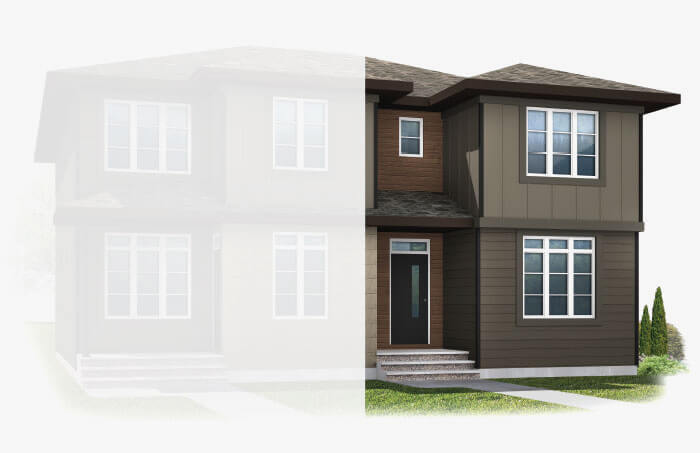 New Calgary Single Family Home Quick Possession Soho 1 in Walden, located at 21 Walcrest Gate SE Built By Cardel Homes Calgary