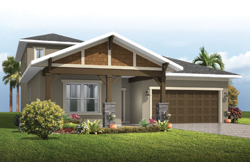 New Tampa Single Family Home Quick Possession Northwood in Sandhill Ridge, located at TANNER RIDGE PLACE, <br />