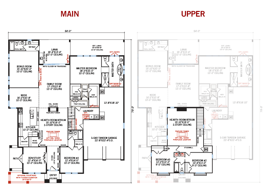 New Tampa Single Family Home Quick Possession Waldorf Floorplan in The Preserve at FishHawk Ranch, located at 5315 Osprey Ridge Drive<br />