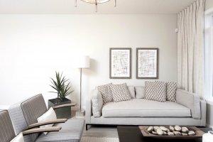 SAGE - Elevation F2 Gallery - cardel homes calgary cornerbrook sage model home 02 - 1,427 sqft, 3 Bedroom, 2.5 Bathroom - Cardel Homes Calgary