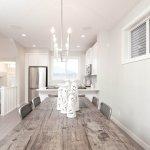 SAGE - Elevation F2 Gallery - cardel homes calgary cornerbrook sage model home 04 - 1,427 sqft, 3 Bedroom, 2.5 Bathroom - Cardel Homes Calgary
