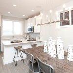 SAGE - Elevation F2 Gallery - cardel homes calgary cornerbrook sage model home 06 - 1,427 sqft, 3 Bedroom, 2.5 Bathroom - Cardel Homes Calgary