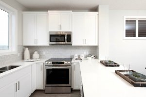 SAGE - Elevation F2 Gallery - cardel homes calgary cornerbrook sage model home 10 - 1,427 sqft, 3 Bedroom, 2.5 Bathroom - Cardel Homes Calgary
