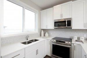 SAGE - Elevation F2 Gallery - cardel homes calgary cornerbrook sage model home 11 - 1,427 sqft, 3 Bedroom, 2.5 Bathroom - Cardel Homes Calgary
