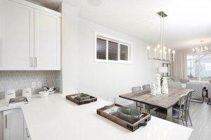SAGE - Elevation F2 Gallery - cardel homes calgary cornerbrook sage model home 12 - 1,427 sqft, 3 Bedroom, 2.5 Bathroom - Cardel Homes Calgary