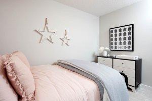 SAGE - Elevation F2 Gallery - cardel homes calgary cornerbrook sage model home 19 - 1,427 sqft, 3 Bedroom, 2.5 Bathroom - Cardel Homes Calgary