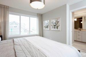 SAGE - Elevation F2 Gallery - cardel homes calgary cornerbrook sage model home 28 - 1,427 sqft, 3 Bedroom, 2.5 Bathroom - Cardel Homes Calgary