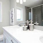 SAGE - Elevation F2 Gallery - cardel homes calgary cornerbrook sage model home 30 - 1,427 sqft, 3 Bedroom, 2.5 Bathroom - Cardel Homes Calgary