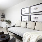 SAGE - Elevation F2 Gallery - cardel homes calgary cornerbrook sage model home 47 - 1,427 sqft, 3 Bedroom, 2.5 Bathroom - Cardel Homes Calgary