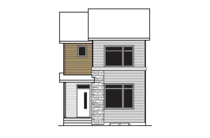 New home in REENA in Walden, 1,233 SQFT, 3 Bedroom, 2.5 Bath, Starting at 350s - Cardel Homes Calgary