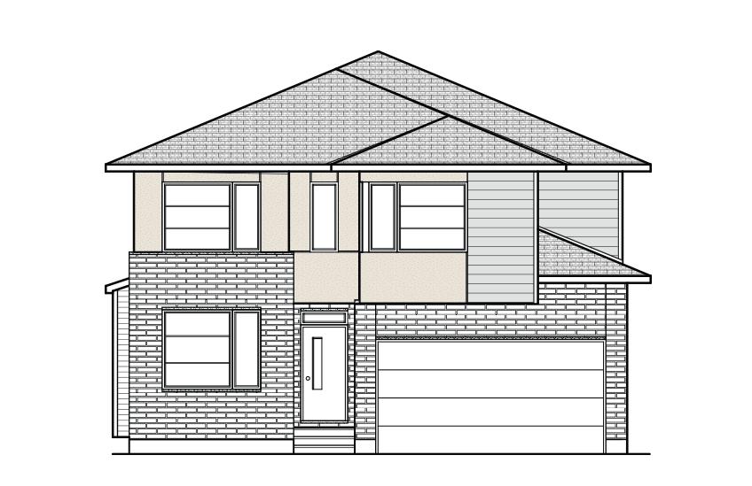 New Ottawa Single Family Home Quick Possession Durham in Blackstone in Kanata South, located at 541 Dressage Avenue, Kanata Built By Cardel Homes Ottawa