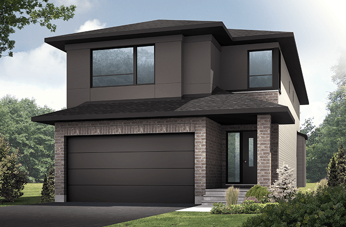 New home in CORDERO in EdenWylde, 2,640 SQFT, 4 - 5 Bedroom, 2.5 - 4 Bath, Starting at 545,000 - Cardel Homes Ottawa