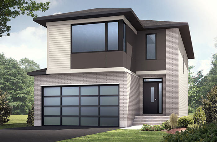 New home in MINETTA in EdenWylde, 1,852 SQFT, 3 - 4 Bedroom, 2.5 Bath, Starting at 496,000 - Cardel Homes Ottawa