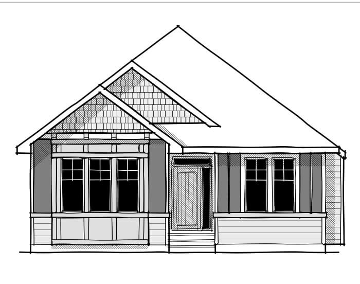 New home in CAMBRIA COURT in Shawnee Park, 1,609 SQFT, 2 Bedroom, 2 Bath, Starting at 660,000 - Cardel Homes Calgary