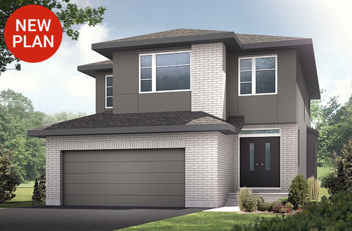 New home in MONTAGE in Millers Crossing in Carleton Place, 2,020 SQFT, 3 Bedroom, 2.5 Bath, Starting at 470,000 - Cardel Homes Ottawa