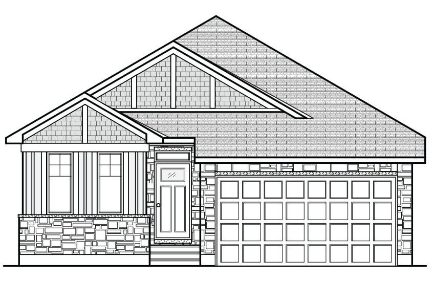 New Ottawa Single Family Home Quick Possession Cameron in Millers Crossing in Carleton Place, located at 89 Riddell Street (Lot 103)<br /> Carleton Place, ON Built By Cardel Homes Ottawa