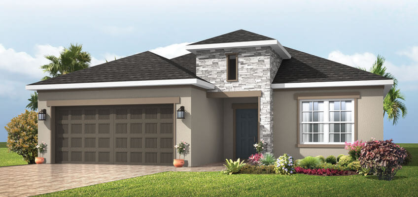New Calgary Single Family Home Southampton in Shawnee Park, located at 11409 Tanner Ridge Place (Lot 32) Built By Cardel Homes Calgary