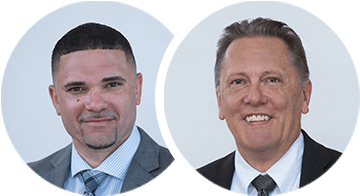 Jeffery Lorenzo & Mark Pacheco - Bexley Sales Manager for Cardel Homes Tampa