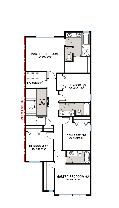 cardel-homes-calgary-cornerbrook-aster-1-front-garage-model-home-upper-floorplan