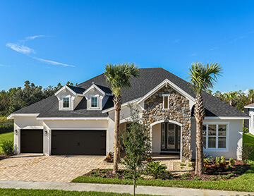 The Henley - 3,939 sq ft - 5 bedrooms - 4 Bathrooms -  View Community  - Cardel Homes Tampa