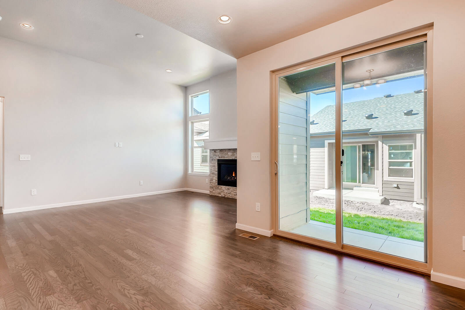 New Denver Single Family Home Quick Possession <b></b>Ponderosa in Lincoln Creek, located at 11890 Barrentine Loop, Parker, CO, 80138 Built By Cardel Homes Denver