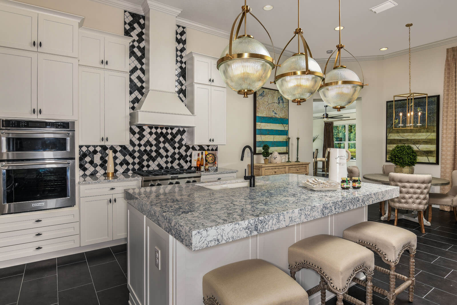 New Tampa  Model Home Savannah in Bexley, located at 4081 Epic Cove, Land O' Lakes Built By Cardel Homes Tampa