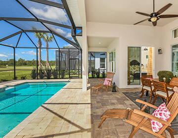 The Savannah - 3,308 sq ft - 4 bedrooms - 3 Bathrooms -  Visit this home in Bexley  - Cardel Homes Tampa