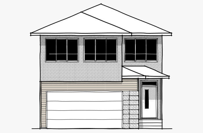 New home in VINTAGE in Walden, 2,373 SQFT, 3 Bedroom, 2.5 Bath, Starting at 510,000 - Cardel Homes Calgary