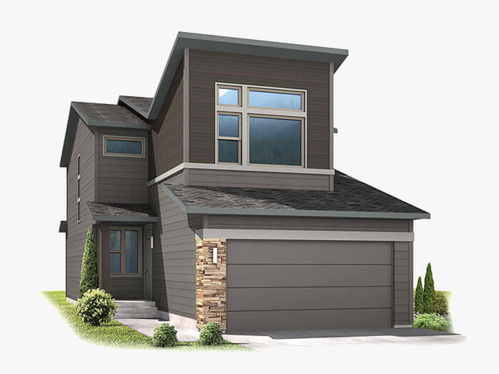 New Denver Single Family Home Quick Possession Aero in Westminster Station, located at 2820 W. 69th Avenue Built By Cardel Homes Denver