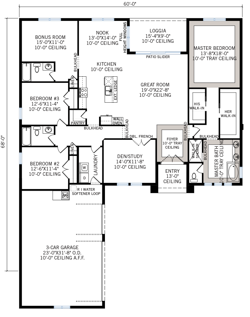 New Tampa Single Family Home Quick Possession Martin Floorplan in Bexley, located at 16599 CHORD DRIVE, <br /> LAND O' LAKES, FL 34638 Built By Cardel Homes Tampa