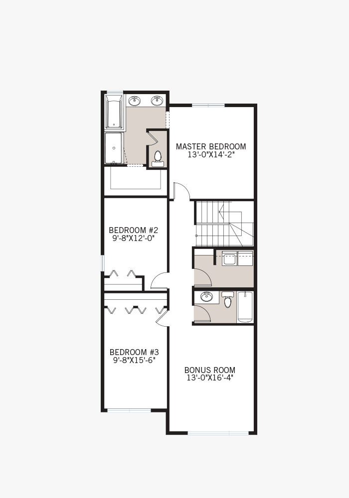 The Emerge home main floor quick possession in Savanna, located at 21 SAVANNA GREEN NE Calgary Built By Cardel Homes