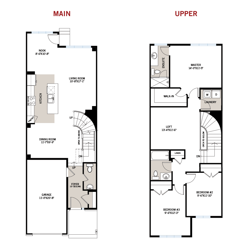 New Ottawa Towns Home Quick Possession Teak Floorplan in Millers Crossing in Carleton Place, located at 43 Riddell Street (Block 7, Unit 36)<br /> Carleton Place, ON Built By Cardel Homes Ottawa