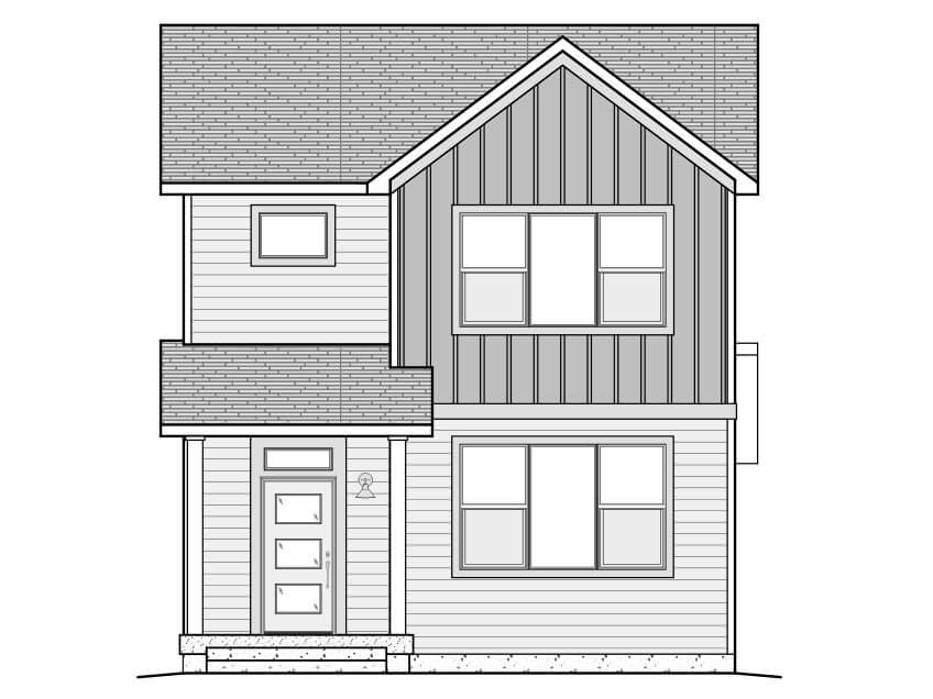 New Denver Single Family Home Quick Possession Teagan in Westminster Station, located at 2746 W. 69th Avenue Built By Cardel Homes Denver