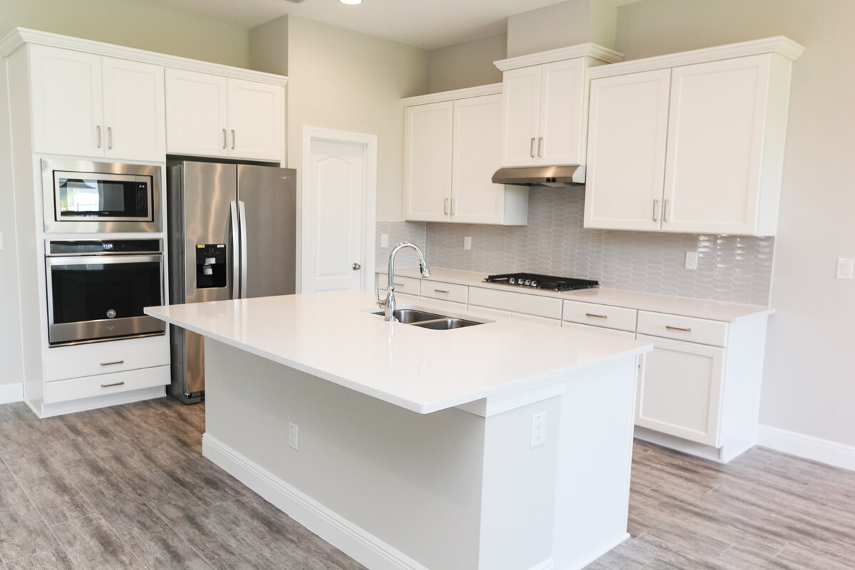 New Tampa Single Family Home Quick Possession Barrett in Bexley, located at 3958 BLUE LANTANA LANE,<br /> LAND O' LAKES, FL 34638 Built By Cardel Homes Tampa