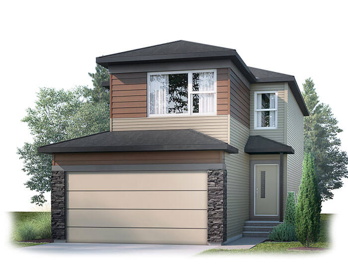 New home in EVO 1 in Walden, 2,014 SQFT, 3 Bedroom, 2.5 Bath, Starting at 450,000 - Cardel Homes Calgary