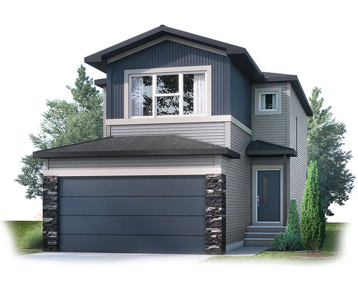 New home in EVO 2 in Walden, 1,819 SQFT, 3 Bedroom, 2.5 Bath, Starting at 430,000 - Cardel Homes Calgary