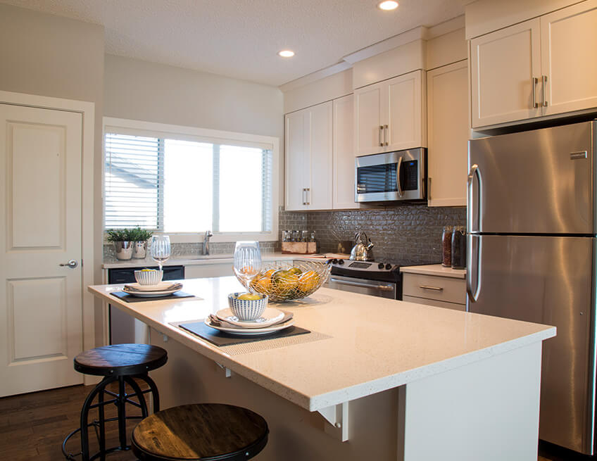 The Aydon - 1,621 sq ft - 3 bedrooms - 2.5 Bathrooms -  Visit this home in Walden  - Cardel Homes Calgary