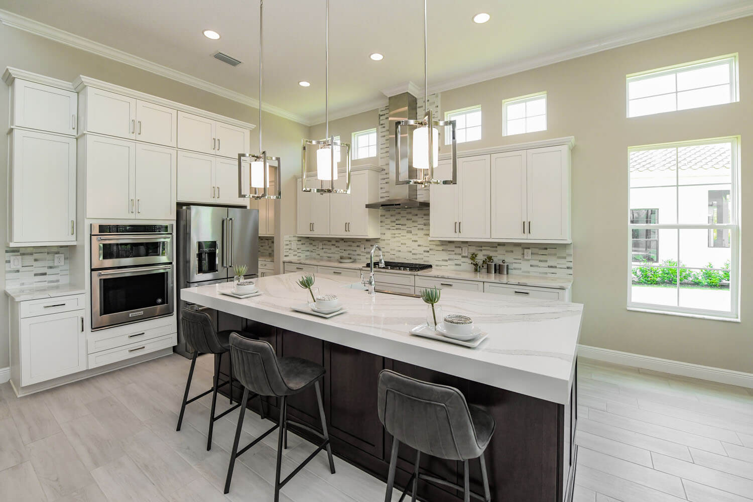 New Tampa Single Family Home Quick Possession Palazzo in Lakewood Ranch, located at 7508 Windy Hill Cove, Lakewood Ranch, FL 34202 Built By Cardel Homes Tampa