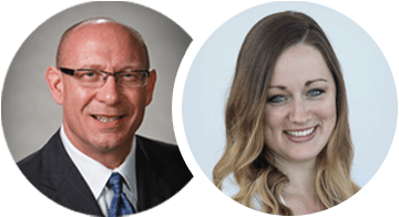 Lauren Hardison & Jimmy Stewart - Lakewood Ranch Sales Manager for Cardel Homes Tampa